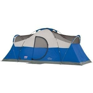 coleman montana 8 person instant tent